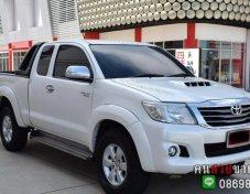 Toyota Hilux Vigo 2.5 CHAMP SMARTCAB (ปี 2014) G Prerunner VN Turbo Pickup A
