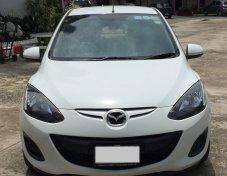 2011 Mazda 2 Elegance sedan 4 ประตู MT