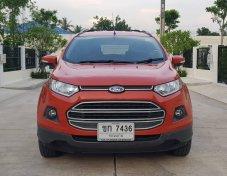 Ford EcoSport Trend 2014 suv พิเศษราคา 399,000 บาท ถูกสุดๆในเว็บ