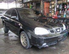 ขายรถ CHEVROLET Optra LT 2004 รถสวยราคาดี