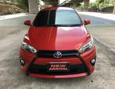ขายรถ TOYOTA YARIS 1.2J AT ปี2014 สีแดง