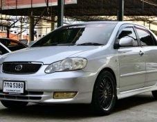 2001 Toyota Altis sedan