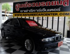 BMW SERIES 5 [2.4] 523i AT ปี 2001