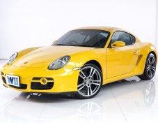 2007 Porsche CAYMAN PDK 2.7