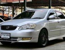 ขายรถ TOYOTA Corolla Altis ที่ กรุงเทพมหานคร