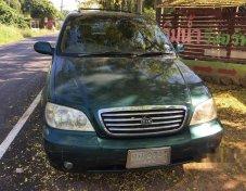 2001 KIA Carnival wagon สวยสุดๆ