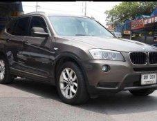 BMW X3 2012 สภาพดี
