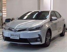 2016 TOYOTA Corolla Altis V รถเก๋ง 4 ประตู
