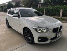 BMW 118 I M Sport  ปี2016