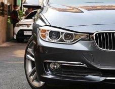 BMW 320d (ดีเซล) ปี2013 Luxury Line option เต็มสุดๆ วิ่ง 8หมื่นโล