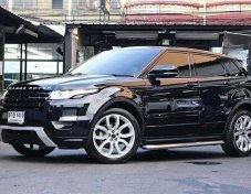 2012  sedan  Range Rover Evoque 2.2sd4 (ดีเซล) ปี2012 วิ่ง5x,xxx กม.