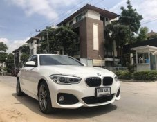 BMW serie 1 118i msport ปี2016 fulloption