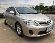 Toyota Corolla Altis 1.8 E ปี2012 ฟรีดาวน์ทุกอาชีพ กรณีไม่ติด BL
