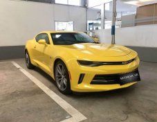 2018 Chevrolet Camaro RS coupe