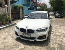 2017 BMW 118i M Sport รถเก๋ง 5 ประตู