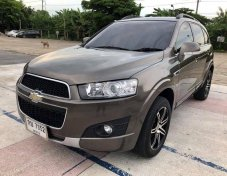 2012 Chevrolet Captiva LSX suv  สวยจัด รถ 6 ปี วิ่ง 36,000 โล