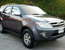 Toyota Fortuner 2.7V เบนซิน ปี 2005