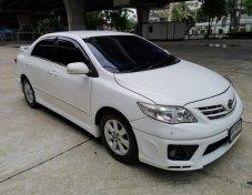 2012 Toyota Corolla Altis 1.6E CNG   รถพร้อมใช้ CNG โรงงาน