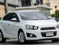 Chevrolet Sonic 1.4 LTZ(4Dr) 2013