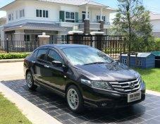 Honda City 1.5S ปี 2012