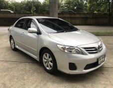 ฟรีดาวน์ Toyota ALTIS 1.6E CNG ปี2012 รถมือเดียว สภาพสวย เช็คศูนย์ตลอด