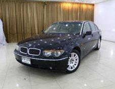 BMW 730 LI 3.0 เกียออโต้ ปี2004 ออกรถ 10,000 บาท