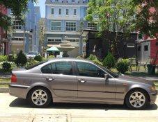 BMW 323ia 2003 สีแชมเปญ เดิมๆ ไฟยก
