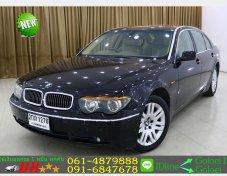 BMW 730Li ราคาถูก