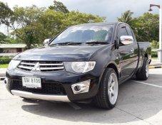 (บม 8106) MITSUBISHI TRITON MEGA CAB 2.5 GLX เกียร์ธรรมดา ปี 2013