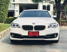 2017 BMW 525 D LUXURY LCI
