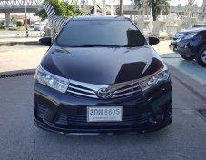 Toyota Altis  ปี2014