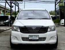 Toyota Vigo 2.7 Mt 2012 ฟรีดาวน์ครับ