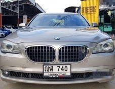 2011 BMW 740Li รับประกันใช้ดี