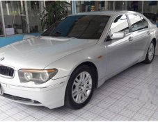ขายด่วน! BMW 730Li รถเก๋ง 4 ประตู ที่ กรุงเทพมหานคร