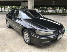 Peugeot 406 2.0 ปี 2004 รถสวย ขับดี เอกสารพร้อมโอน ภาษี