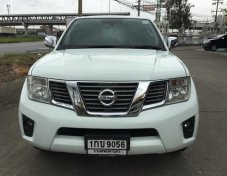 Nissan Frontier Navara 2.5SE pickup 2013 MT