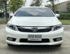 2013 Honda CIVIC E sedan เครดิตดีฟรีดาวน์