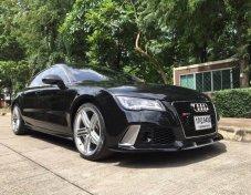 Audi A7 s line sport Sedan ปี 2012