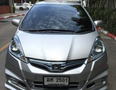 2012 Honda Jazz 1.3 (ปี 08-14) Hybrid Hatchback AT สภาพใหม่ วิ่งน้อย