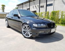 ขาย BMW 323i E46 ปี 2001 เรียบหรู 285,000 บาท