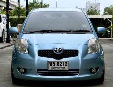 Toyota Yaris 1.5 G AT 2007 ฟรีดาวน์ครับ