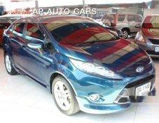 2011 FORD Fiesta รถเก๋ง 4 ประตู สวยสุดๆ