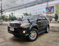 ขายรถ TOYOTA Fortuner V 2014