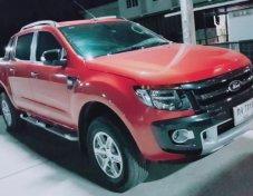 2012 Ford RANGER HI-RIDER WildTrak pickup
