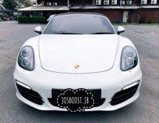 2014 Porsche BOXSTER S coupe