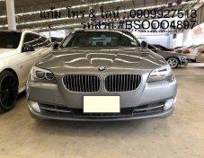 ฟรีดาวน์ BMW 520i F10 2.0 AT ปี 2012 (รหัส #BSOOO4897)