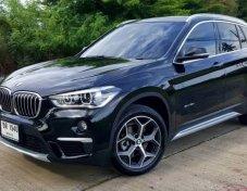 BMW X1 ปี 2.0 ดีเซล ปี 2017
