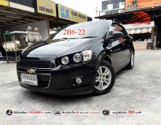 2012 Chevrolet Sonic LT hatchback ใช้เงินออกรถ 10,000 บาท