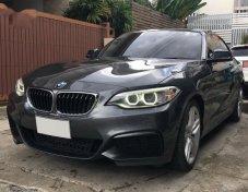 รถสวย ใช้ดี BMW 218i รถเก๋ง 2 ประตู