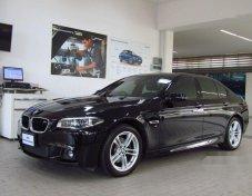 BMW 525d M Sport รถเก๋ง 4 ประตู ราคาที่ดี